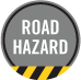 Hercules Tire Road Hazard icon