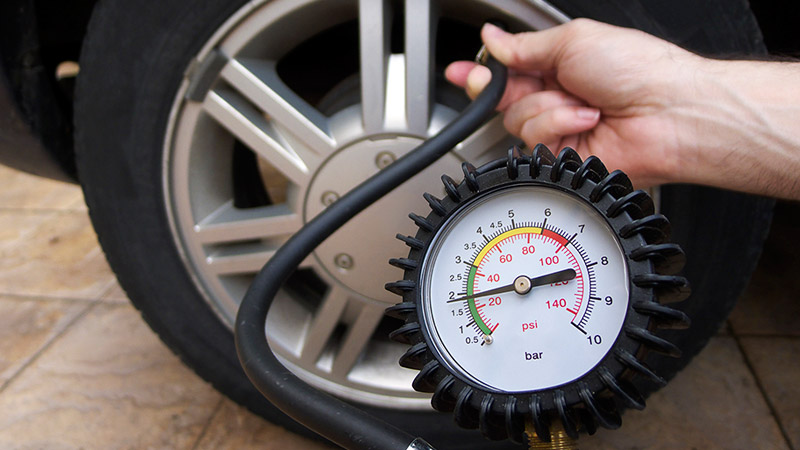 Hyack Tire check your tire pressure