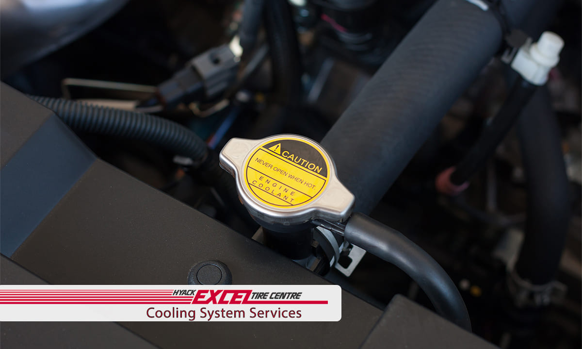 Radiator Cooling System Services New Westminster Engine Coolant Burn