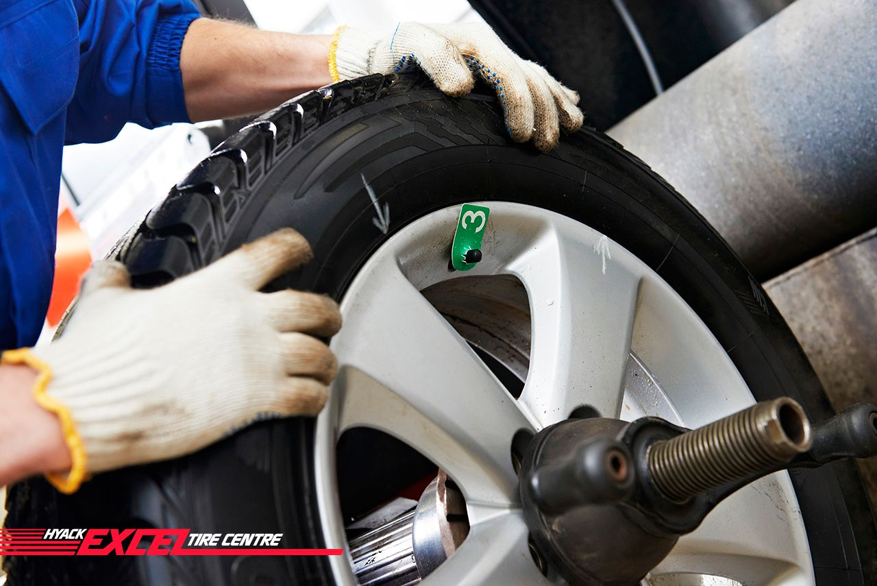 Car Care - Inspection your Tires
