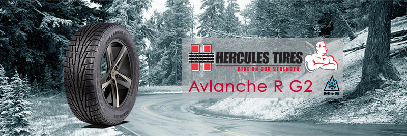 Hercules Winter Tire promotion